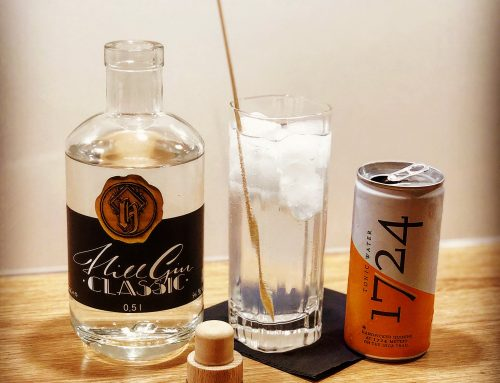 Hill Gin Classic x 1724 Tonic Water