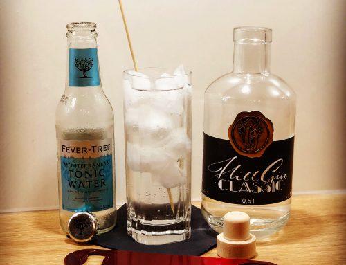 Hill Gin Classic x Fever Tree Mediterranean Tonic