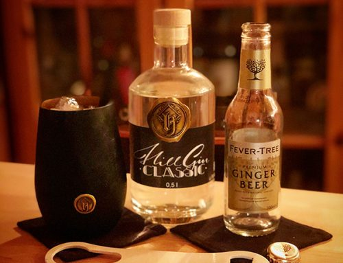 Gin & Ginger, Fever Tree Ginger Beer