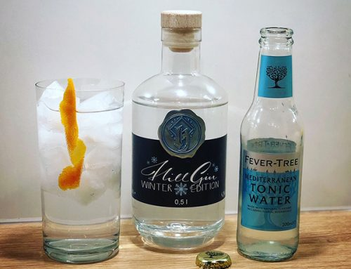Winter Edition x Fever Tree Mediterranean Tonic