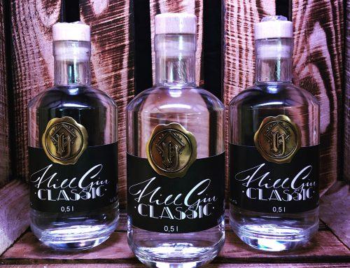 Markteinführung Hill Gin Classic